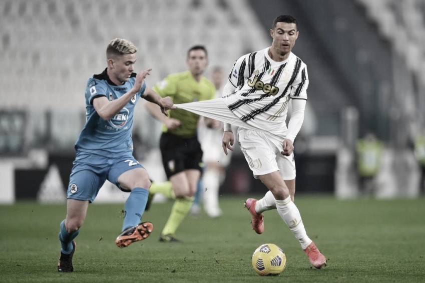 Após péssimo primeiro tempo, Juventus deslancha e vence Spezia