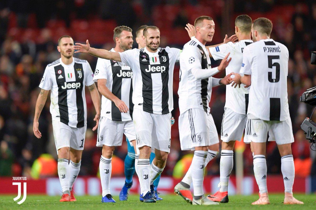 Juventus, la testa torna al campionato