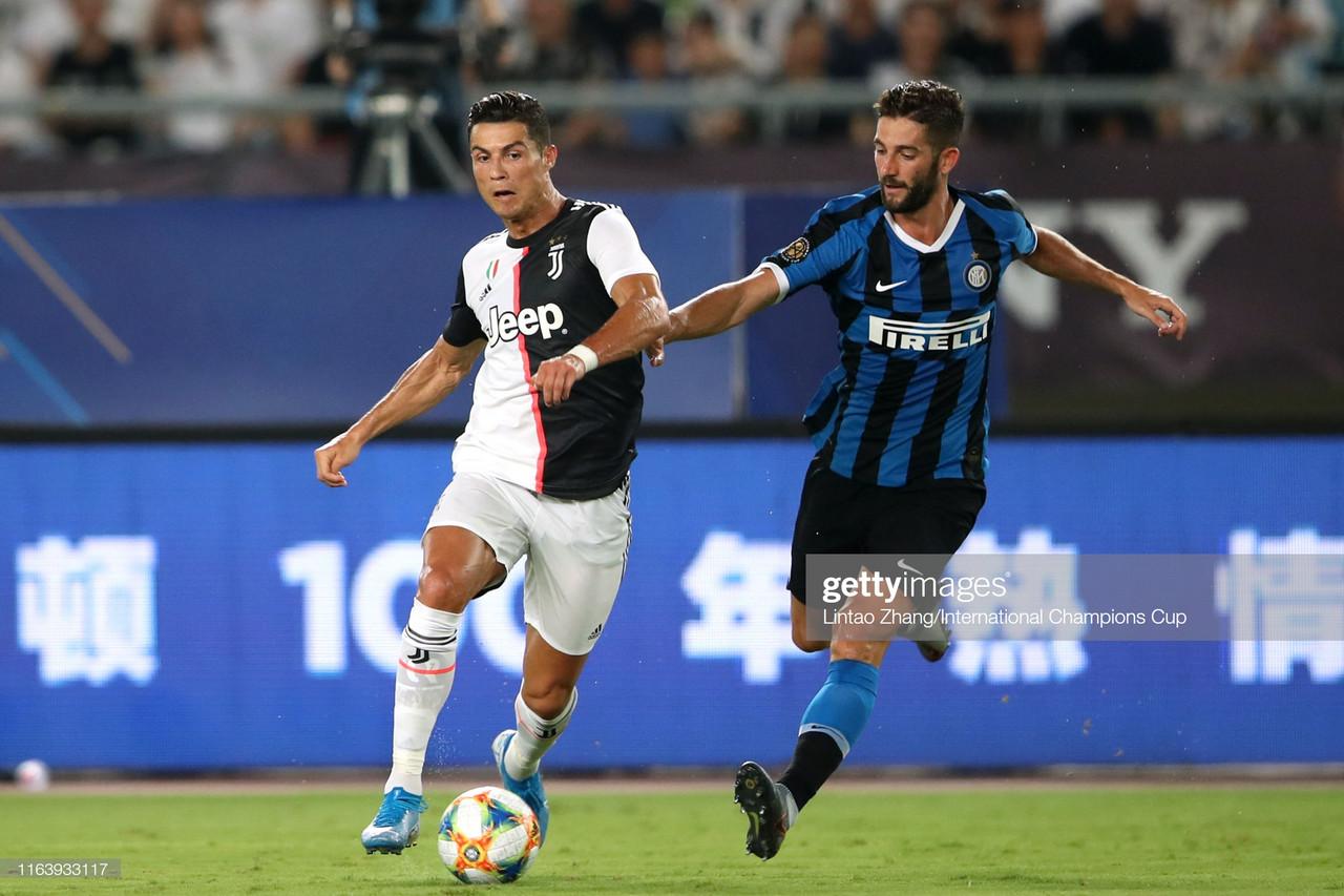 Juventus 1-1(4-3 pens) Inter Milan: Juventus get their first win under Sarri on penalties