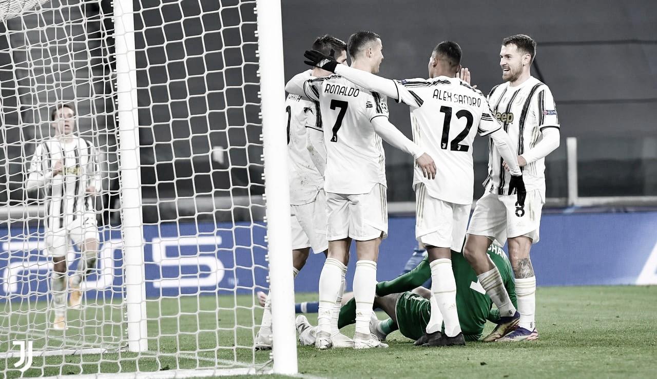 Juventus bate Dinamo de Kiev em dia histórico para Cristiano Ronaldo
