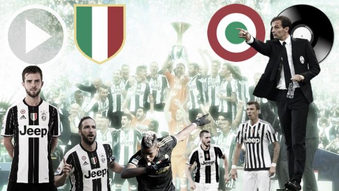 Juventus, il 2016 in musica