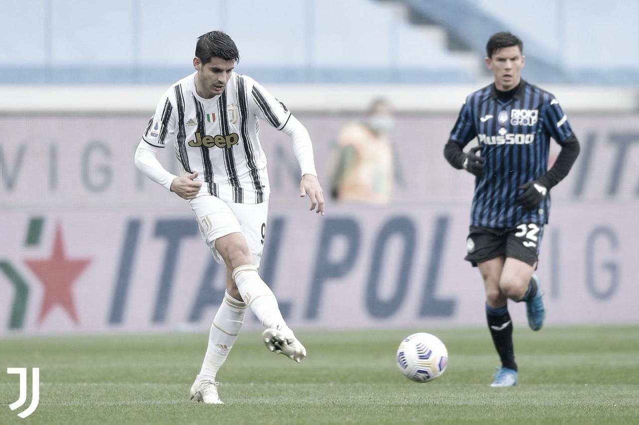 Malinovskyi sai do banco de reservas para dar vitória à Atalanta contra Juventus