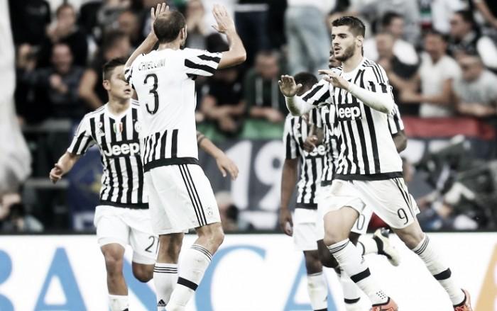 Morata e Chiellini, la Juventus non vuole rischiare. Per entrambi l'obiettivo è la Coppa Italia