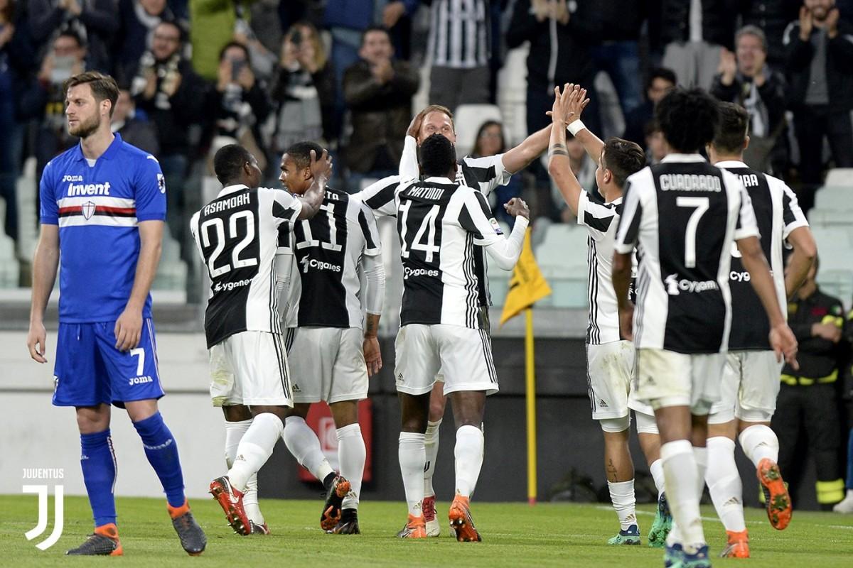Juventus, a Crotone senza Pjanic e Mandzukic