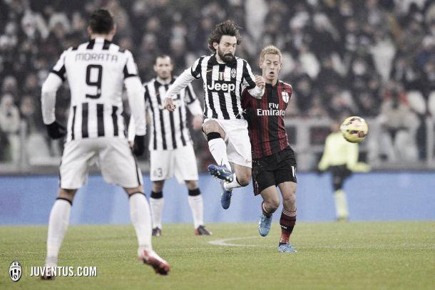 Previa de la vigesimotercera jornada de liga en la Serie A