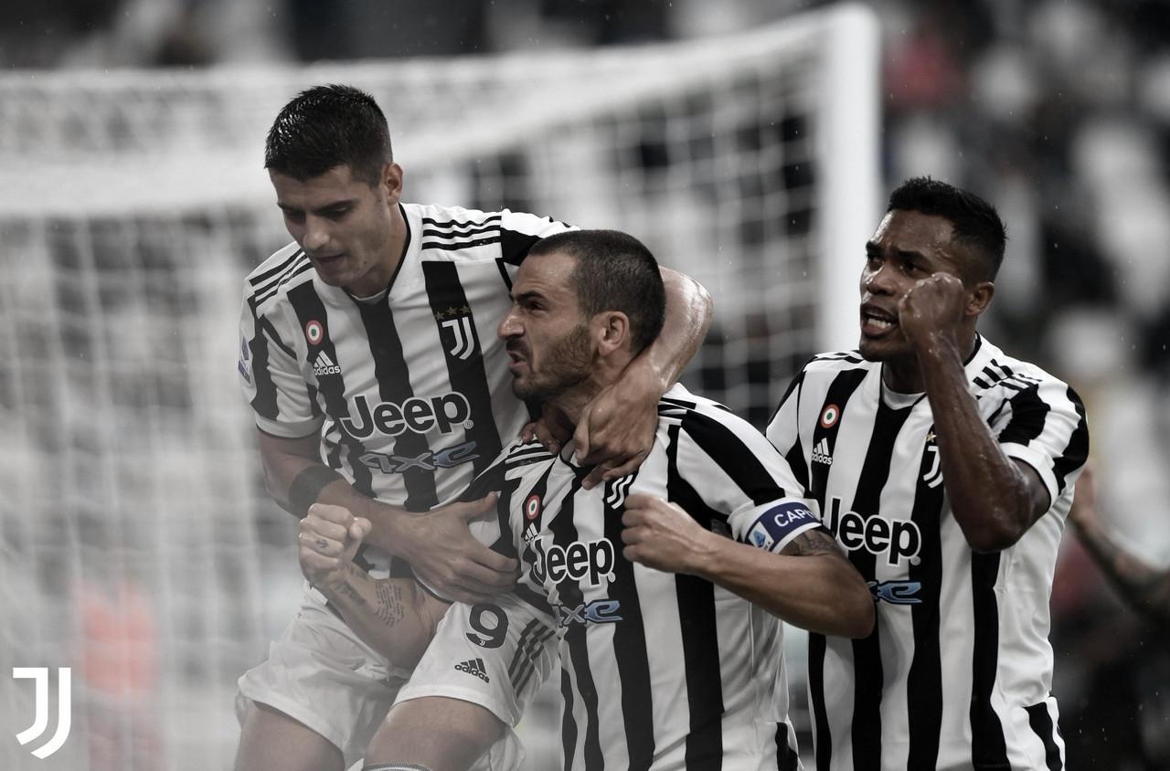 Juventus bate Sampdoria em jogo movimentado e vence segunda consecutiva na Serie A
