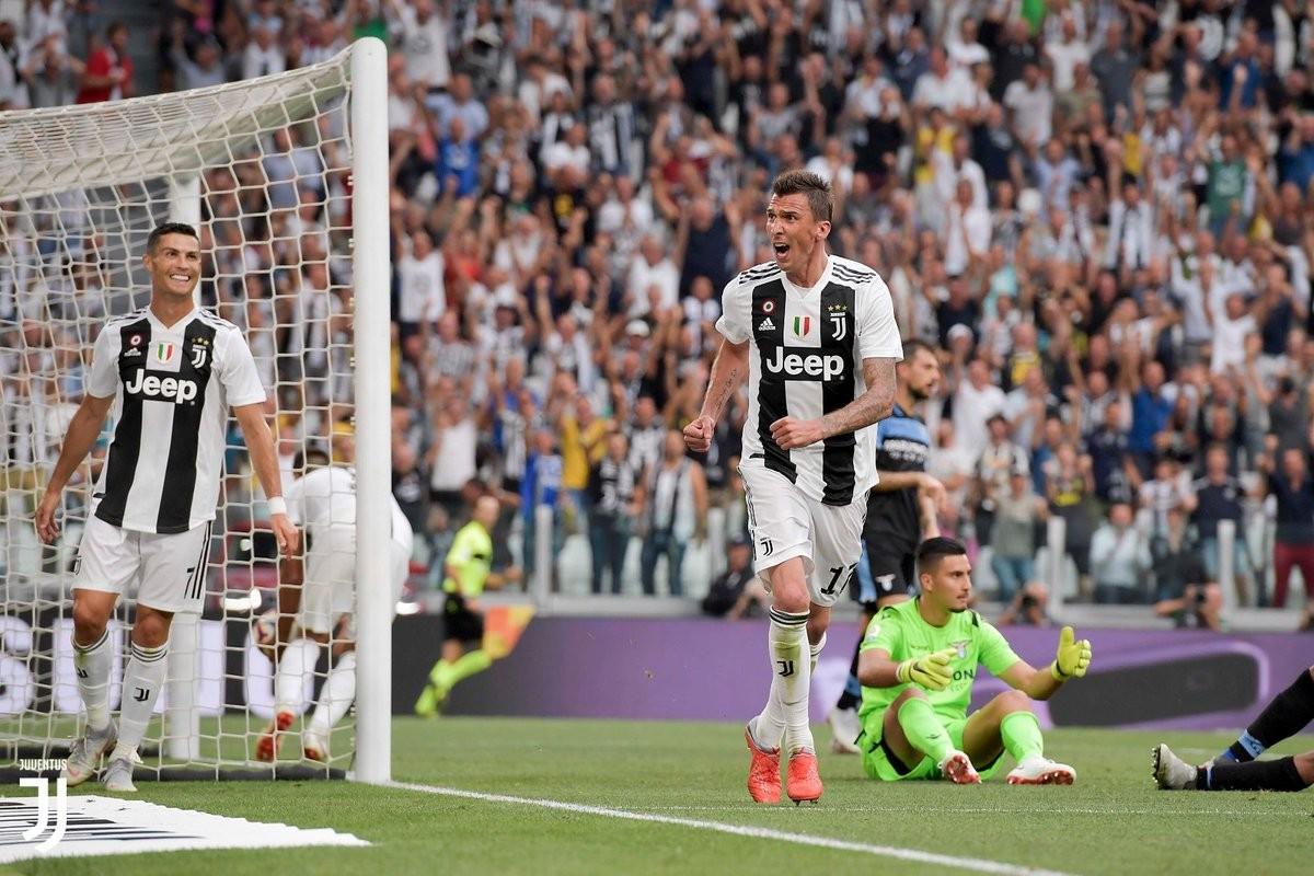 Juventus, le certezze sono Mandzukic e Ronaldo