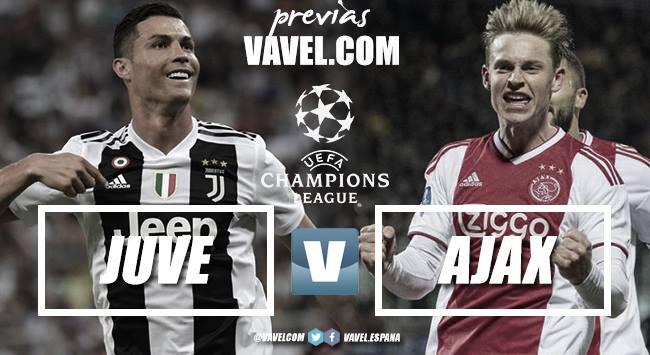 Resultato Juventus - Ajax in Champions League 2019