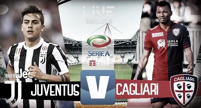Serie A: Juventus sobrevive ao árbitro de vídeo para vencer o Cagliari
