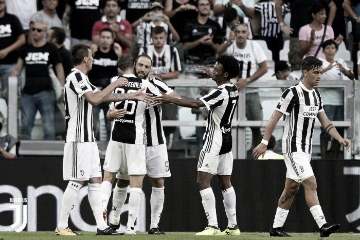 Juventus-Cagliari: Probabili Formazioni e Ultime Notizie (1a Giornata Serie A 2017-18)