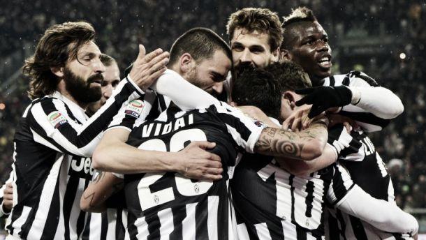 Juventus ganó y es semifinalista