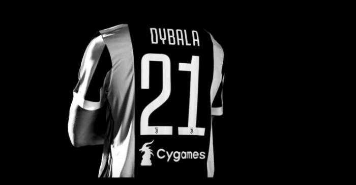 Cygames è lo sponsor ufficiale della Juventus