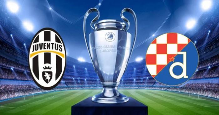 Champions League - Juventus - Dinamo Zagabria: convocazioni e probabile formazione