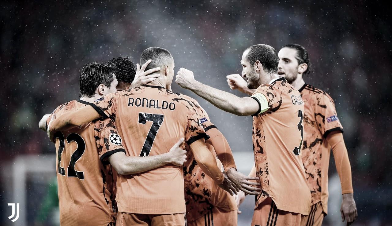Com dois gols de Morata, Juventus goleia Ferencváros e se recupera na Champions League
