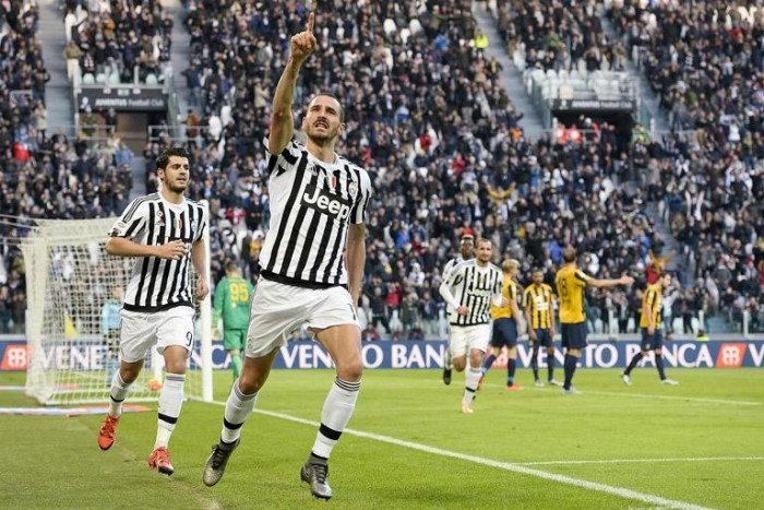 """Juve, la carica di Bonucci: """"Siamo una squadra forte, in questi mesi è cambiato l'atteggiamento"""""""