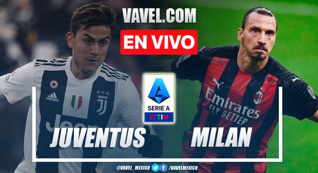 Goles y Resumen del Juventus 1-1 Milán en la jornada 4 de la Serie A