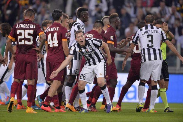 AS Roma - Juventus: en la boca del lobo