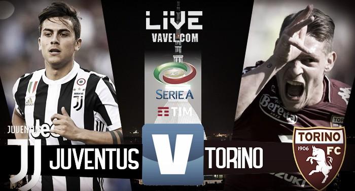 Juventus - Torino in diretta, LIVE Serie A 2017/18. Poker Juve! Finisce 4-0