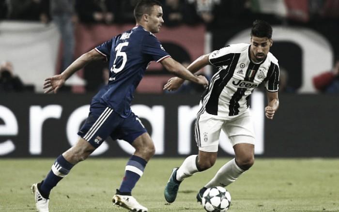 Juventus apenas empata com Lyon e adia vaga antecipada nas oitavas