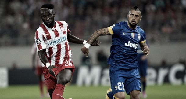 Juventus vs Olympiakos: Allegri calls for 'nerves of steal' in key fixture