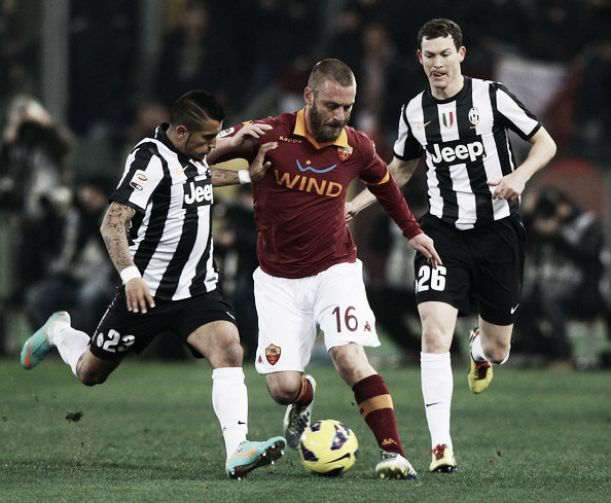 Juventus vs AS Roma: Preview