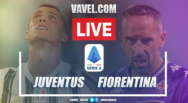 Gols e melhores momentos de Juventus x Fiorentina (0-3)