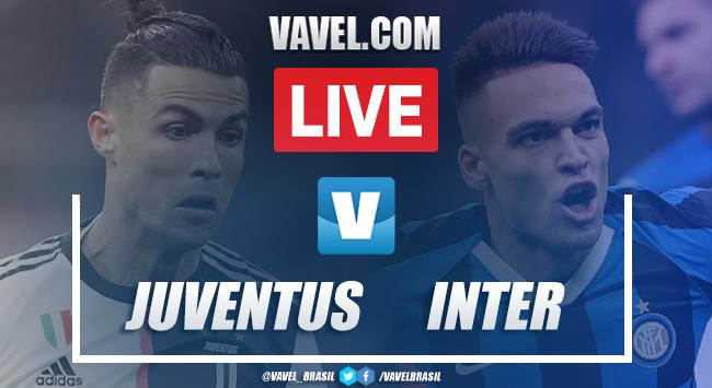 Gols e melhores momentos Juventus 2x0 Inter de Milão pelo Campeonato Italiano 2019-20