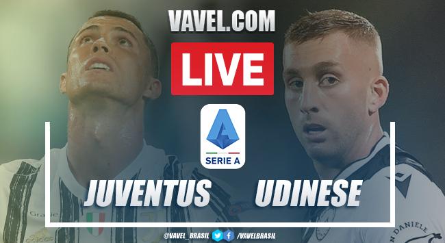 Gols e melhores momentos de Juventus x Udinese (4-1)