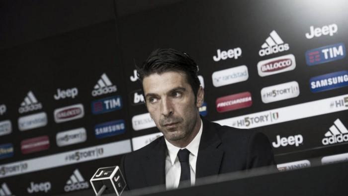 """Juve, Buffon punta alla Supercoppa: """"La condanna a vincere è uno stimolo per noi"""""""