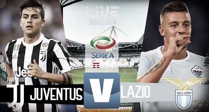 Juventus - Lazio terminata, LIVE Serie A 2017/18 (1-2): Immobile e Strakosha portano le Aquile alla vittoria!
