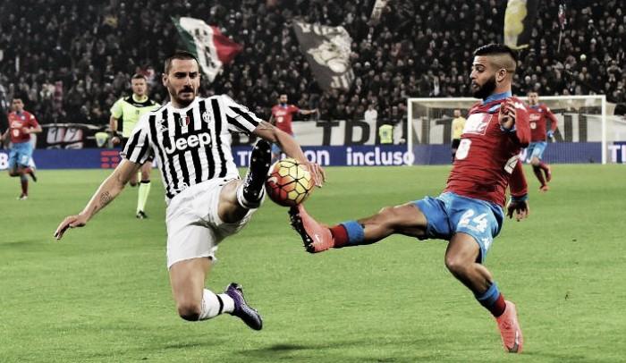 Juventus-Napoli, il finale di stagione è un giro sull'otto-volante