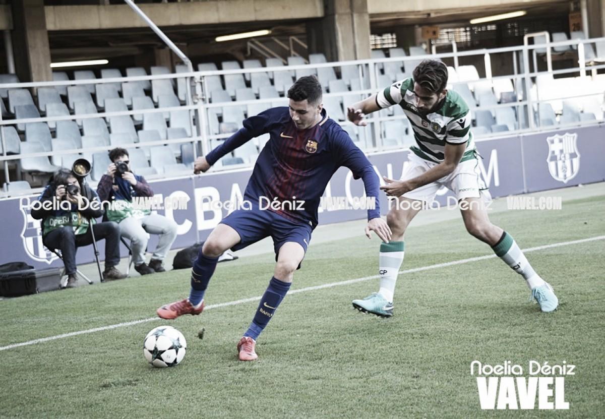 Barça – Atlético en cuartos de final de la Youth League