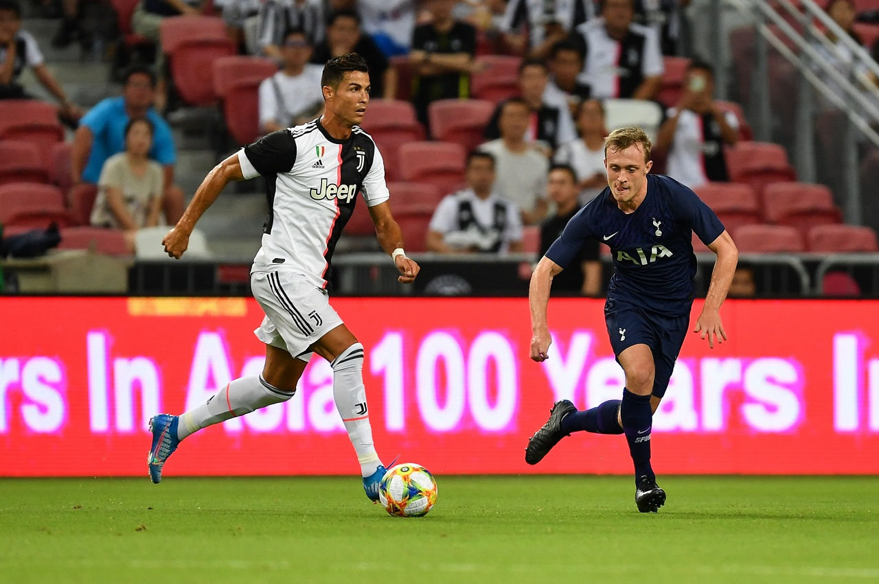 Juventus 2-3 Spurs: Harry Kane's last-minute stunner gives Spurs first pre-season victory