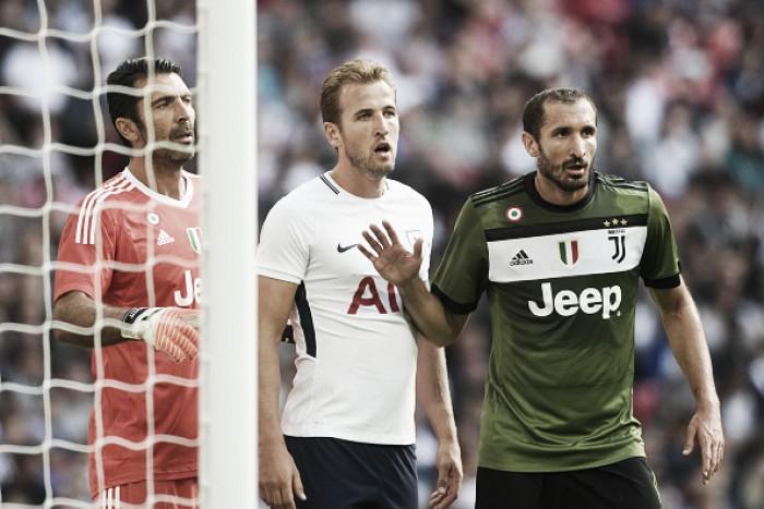Lucas Moura celebra estreia pelo Tottenham: