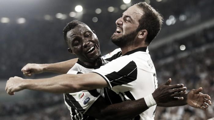 Higuaín sai do banco para resolver e Juventus derrota Fiorentina na estreia da Serie A