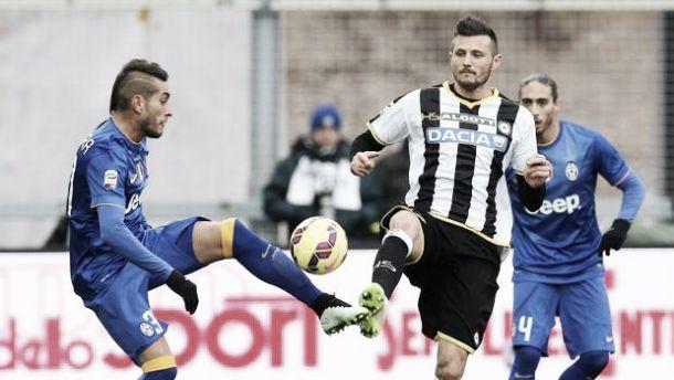 Live Juventus - Udinese, risultato della partita di Serie A 2015/16  (0-1)