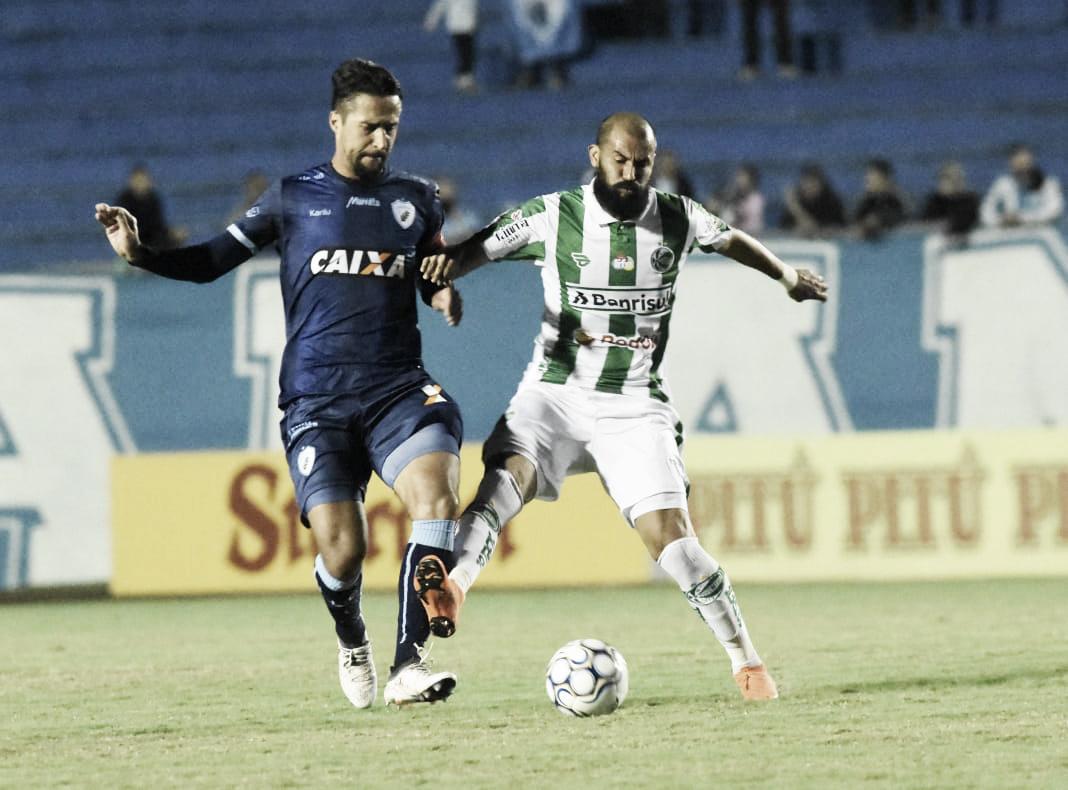 Em duelo de sulistas, Juventude recebe Londrina para se afastar do Z-4