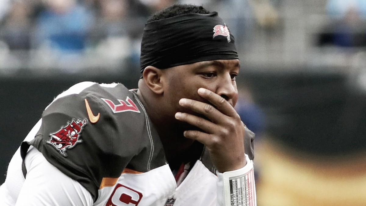 The NFL officially suspends Jameis Winston for three games