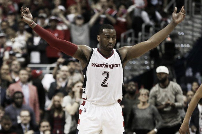 "NBA, John Wall: ""Felice di rimanere a Washington"""