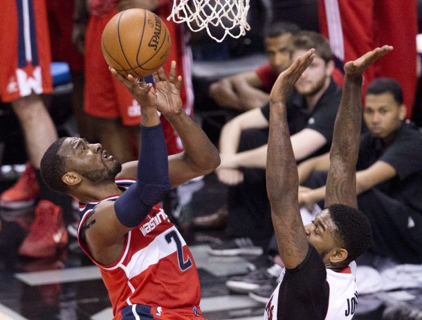 Wizards Claim Control Of Series With Second Road Win Over Raptors