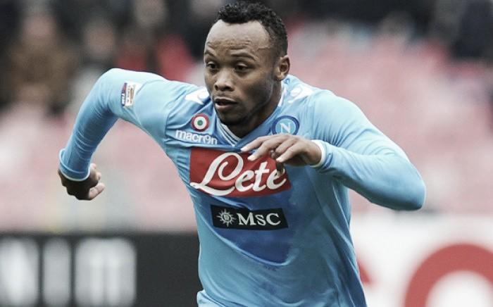 Watford sign Napoli defender Zuniga on loan