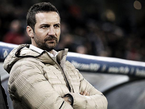 """I had offers from the 2. Bundesliga"" - Zinnbauer will return to HSV II"