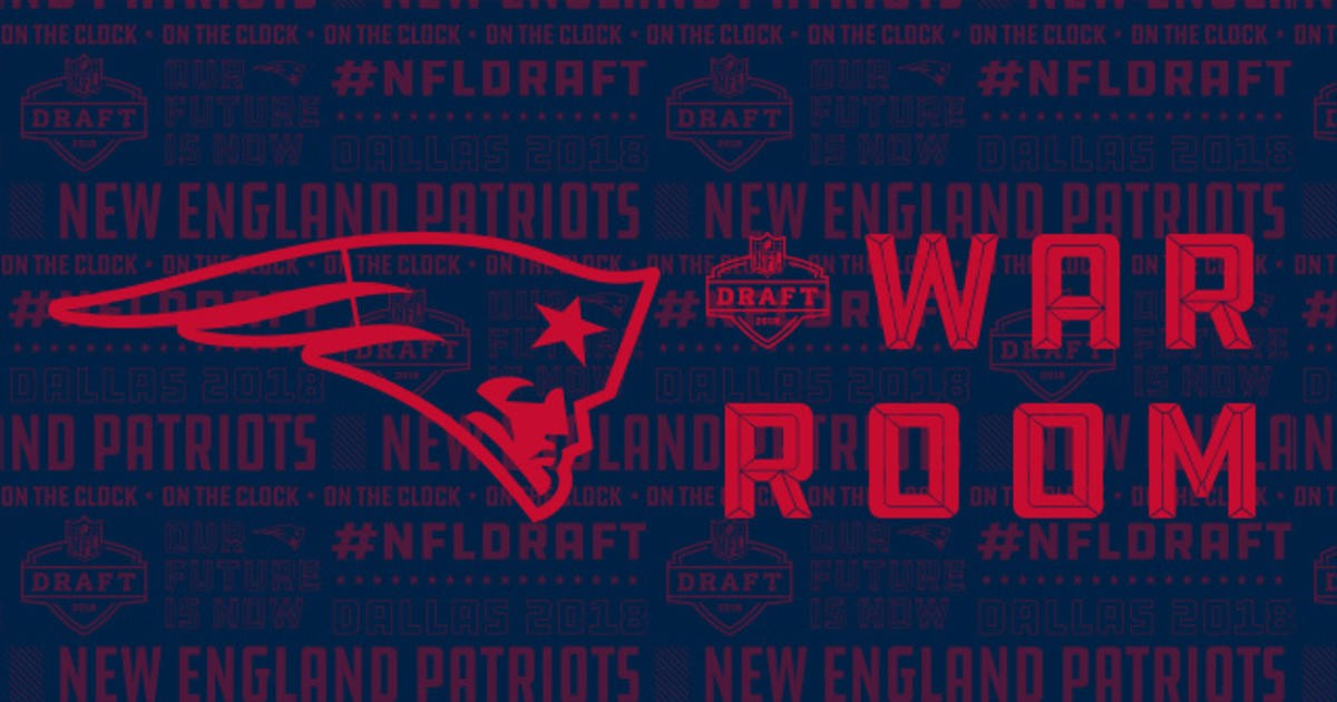 2018 NFL Draft Preview: New England Patriots
