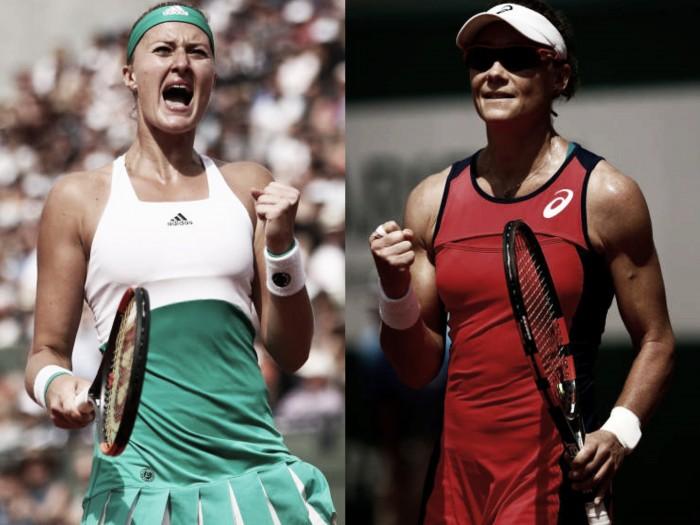 Kristina Mladenovic, Sam Stosur highlight strong Women's Citi Open field