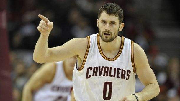 Kevin Love Expects To Be Back With The Cleveland Cavaliers Next Season