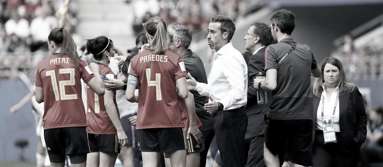 """Jorge Vilda: """"El objetivo está cumplido"""""""
