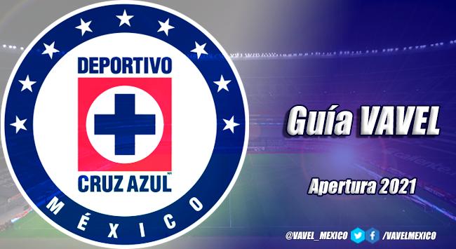 Guía VAVEL Apertura 2021: Cruz Azul
