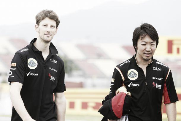 De ida para Haas, Romain Grosjean leva consigo também seu antigo engenheiro de pista