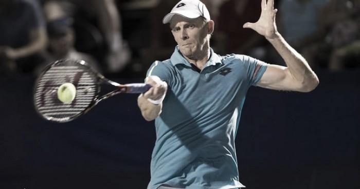 ATP Winston-Salem, eliminato Lorenzi. Out anche Anderson e Simon