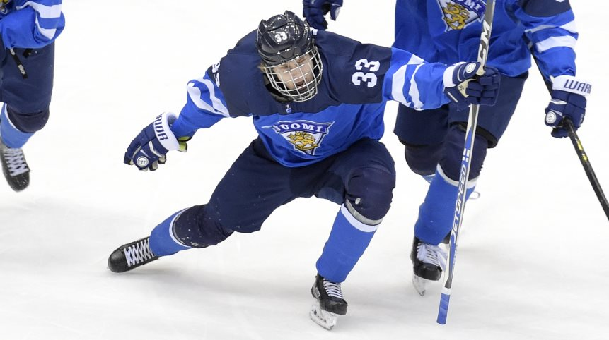 Top NHL draft prospects from Europe report